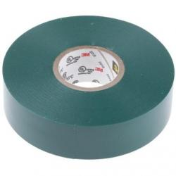 VINYL COLOR CODING TAPE, GREEN, 3/4IN X 66FT