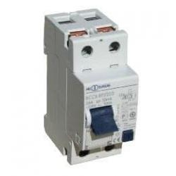 Circuit Breakers 2POLE UNDELAY TRIP 25A 30mA 2MOD RCCB