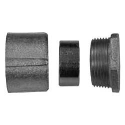 3-1//2 Trade Size Pack of 10 Hubbell-Raco 1040 Knockout Seal Steel 2 Piece