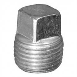 PLUG 1 SQR HEAD CLOSE-UP