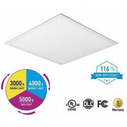 ASD LIGHTING - 2X2 CCT LED FLAT PANEL