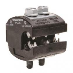 BURNDY 4/0-6AWG INSULATION PIERCING CONNECTOR