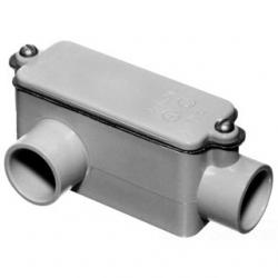 2 INCH TYPE LR CONDUIT BODY