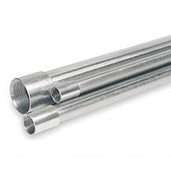 CONDUIT 1-1/2-GALV-STEEL RIGID COND