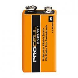 DURACELL PC1604 9V ALKALINE BATTERY