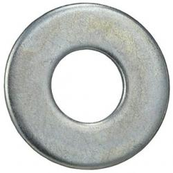 3/8IN FLAT WASHERS ZINC PLATED