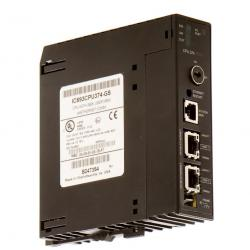 GE IC693CPU374 CPU (Model 374 PLUS with built-in 10/100 Mbps Ethernet and Web Enabled).