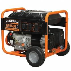 GENERAC GPS 5500 WATT PORTABLE