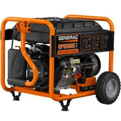 GENERAC GP6500E WATT PORTABLE