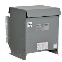 Hammond SG3A0030KB, 30 KVA, 480Delta Primary Volts, 208/120 Secondary, 60Hz