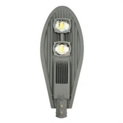 Source 150 Watts 2 lens fixture, with Surge Protection, (WL750) CRI 70 & 5000K, (P1) on/off 120277VAC, (G) Gray Fixture Color, (6) 6 ft cable, Type 2 Light Distribution, (DLC)
