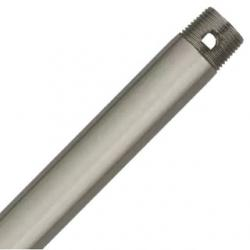 DOWNROD, 60IN - BRUSHED NICKEL
