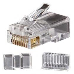 MODULAR DATA PLUG RJ45 CAT6