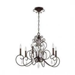Murray Feiss 6- Light Chandelier