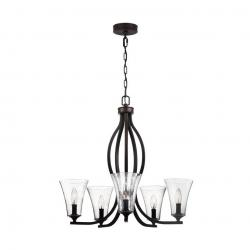 Feiss 5-Light Chandelier