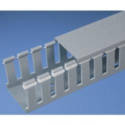 SLOTTED DUCT, PVC, 50.8MM X 76.2MM X 6FT ,