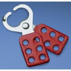 HASP, 1.50IN DIAMETER JAW WITH TABS
