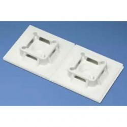 ADHESIVE MOUNT WITH RUBBER ADH, 1.12IN X