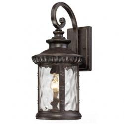 "Chimera Outdoor Lantern 19.5"" H X 9"" W Imperial Bronze"