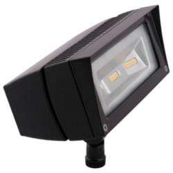 FUTURE FLOOD 18W COOL LED 120V TO 277V BRONZE