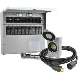 PROTRAN 2 TRANSFER SWITCH KIT - 310C + PB30 + PC3010 (MAX GENERATOR OUTPUT 30A 125/250V)