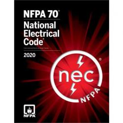 2020 SOFTYBOUND NEC ELECTRICAL CODE BOOK