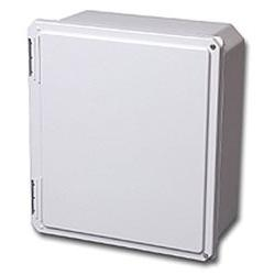 DIAMONDSHIELD SERIES OPAQUE COVER-HINGED AND 2 COVER SCREWS