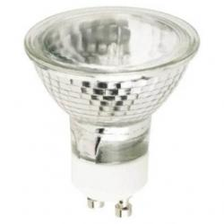 35W MR16 HALOGEN GU10 BASE, 120 VOLT, CARD