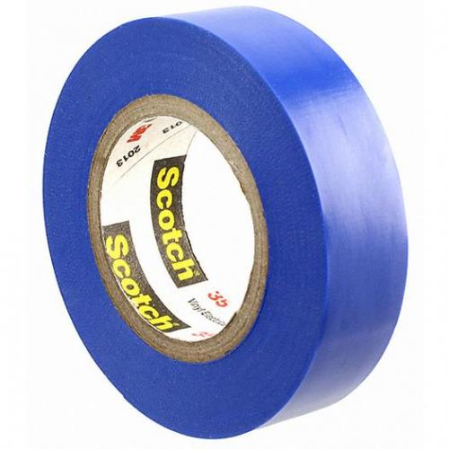 VINYL COLOR CODING TAPE, BLUE, 3/4IN X 66FT