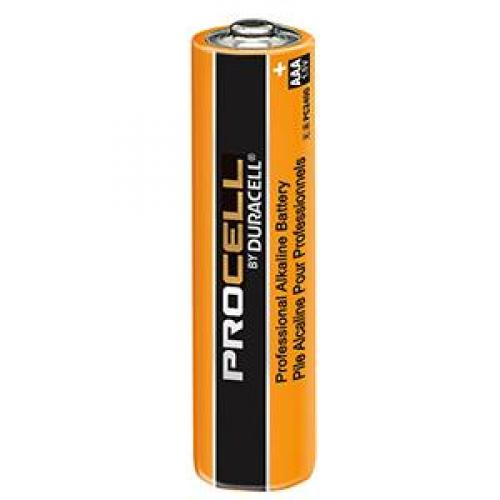 DURACELL PC2400 AAA SIZE ALKALINE BATTERY