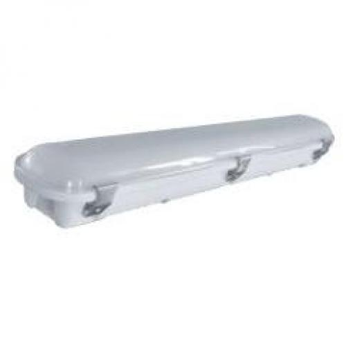 KEYSTONE TECHNOLOGIES VAPOR TIGHT FIXTURE 2' 44W LED 120-277V INPUT, 0-10V DIMMING, PREMIUM SERIES